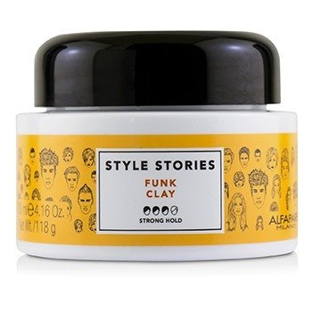 Style Stories Funk Clay (Strong Hold) (100ml/4.16oz)