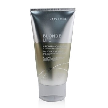 Blonde Life Brightening Masque (To Intensely Hydrate, Detox & Illuminate) (150ml/5.1oz)