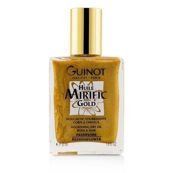 Huile Mirific Gold Nourishing Dry Oil (Body & Hair) (50ml/1.6oz)