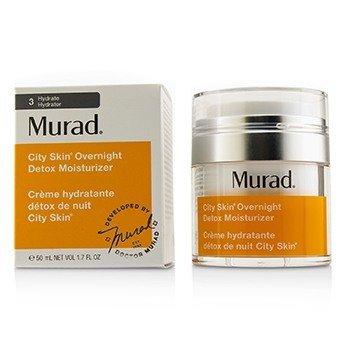 City Skin Overnight Detox Moisturizer (50ml/1.7oz)