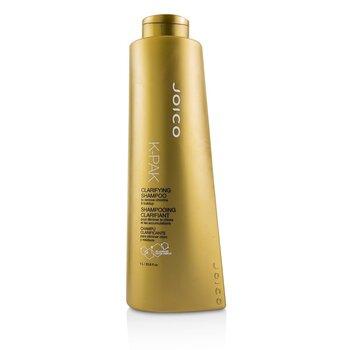 K-Pak Clarifying Shampoo - To Remove Chlorine & Buildup (Cap) (1000ml/33.8oz)