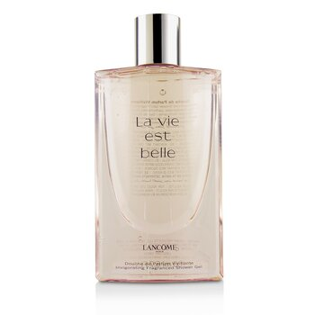 La Vie Est Belle Invigorating Fragrance Shower Gel (200ml/6.7oz)