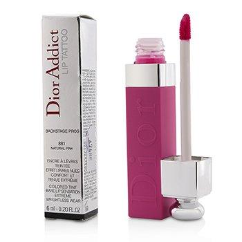 Dior Addict Lip Tattoo - # 881 Natural Pink (6ml/0.2oz)