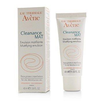 Cleanance Mat Mattifying Emulsion - For Oily, Blemish-Prone Skin (40ml/1.35oz)