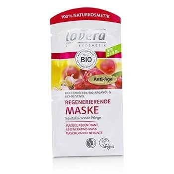 Organic Cranberry & Argan Oil Anti-Age Regenerating Mask (2x5ml)