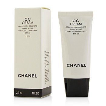 CC Cream Super Active Complete Correction SPF 50 # 10 Beige (30ml/1oz)