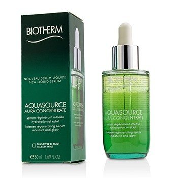 Aquasource Aura Concentrate Intense Regenerating Serum - Suitable For Sensitive Skin (50ml/1.69oz)