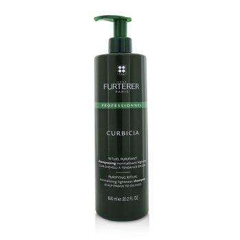 Curbicia Purifying Ritual Normalizing Lightness Shampoo - Scalp Prone to Oiliness (Salon Product) (600ml/20.2oz)