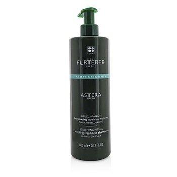 Astera Fresh Soothing Ritual Soothing Freshness Shampoo - Irritated Scalp (Salon Product) (600ml/20.2oz)
