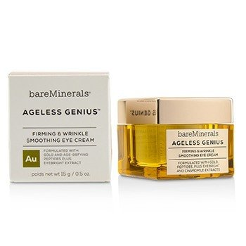 Ageless Genius Firming & Wrinkle Smoothing Eye Cream (15g/0.5oz)