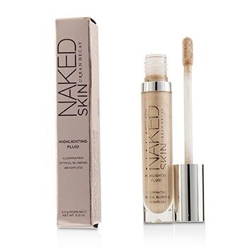 Urban Decay Naked Skin Highlighting Fluid - # Sin 6g/0.21oz - 修容及打亮