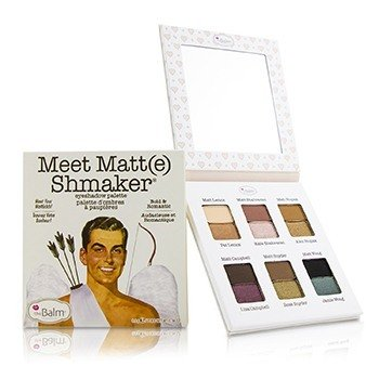 Meet Matt(e) Shmaker Eyeshadow Palette (9.6g/0.34oz)