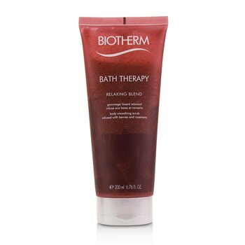 Bath Therapy Relaxing Blend Body Smoothing Scrub (200ml/6.76oz)