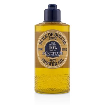 Shea Oil 10% Body Shower Oil (250ml/8.4oz)