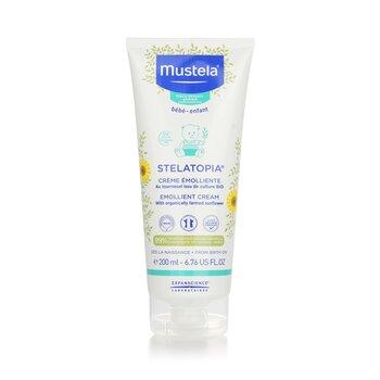 Stelatopia Emollient Cream - For Atopic-Prone Skin (200ml/6.76oz)