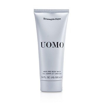 Uomo Hair & Body Wash (Unboxed) (100ml/3.4oz)