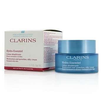 Hydra-Essentiel Moisturizes & Quenches Silky Cream - Normal to Dry Skin (50ml/1.7oz)