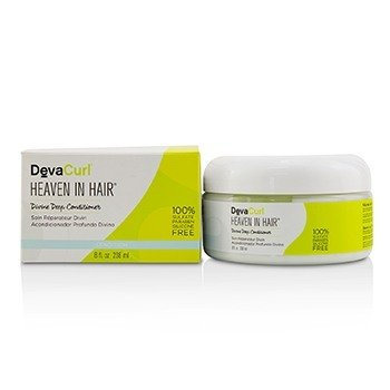 Heaven In Hair (Divine Deep Conditioner - For All Curl Types) (236ml/8oz)