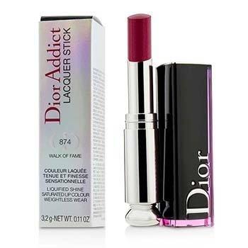 Dior Addict Lacquer Stick - # 874 Walk Of Fame (3.2g/0.11oz)