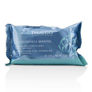 Les Essentiels Marins Micronised Marine Algae Cleansing Bar (100g/3.53oz)