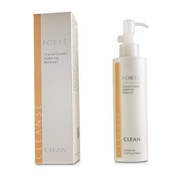 CLEAN Crystal Gentle Make Up Remover (200ml/6.72oz)
