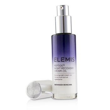 Peptide4 Night Recovery Cream-Oil (30ml/1oz)