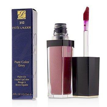 Pure Color Envy Paint On Liquid LipColor - # 312 Liquid Tulip (Metallic) (7ml/0.23oz)