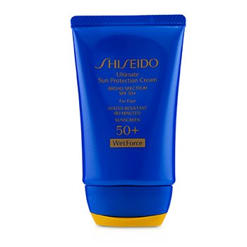 Ultimate Sun Protection Cream WetForce For Face SPF 50+ (50ml/1.7oz)