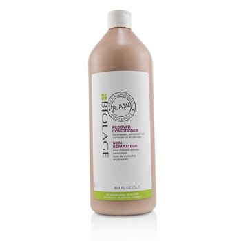 Biolage R.A.W. Recover Conditioner (For Stressed, Sensitized Hair) (1000ml/33.8oz)