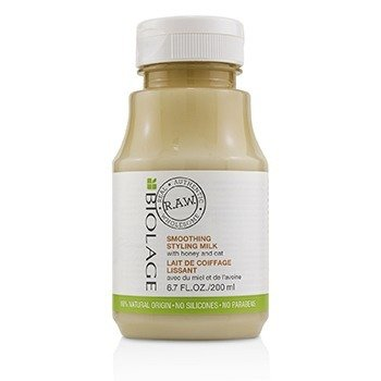 Biolage R.A.W. Smoothing Styling Milk (200ml/6.7oz)