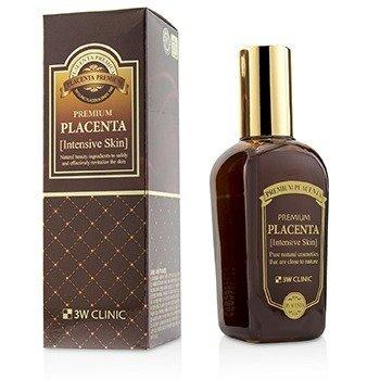 3W Clinic Premium Placenta Intensive Skin 145ml/4.83oz - 化妝水/保濕噴霧