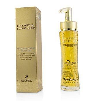 Collagen & Luxury Gold Revitalizing Comfort Gold Essence (150ml/5.07oz)
