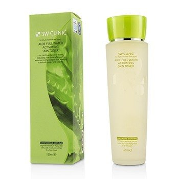 Aloe Full Water Activating Skin Toner - For Dry to Normal Skin Types (150ml/5oz)