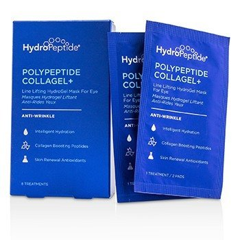 Polypeptide Collagel+ Line Lifting Hydrogel Mask For Eye (8 Treatments)
