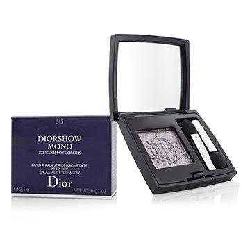 Kingdom of Colors Diorshow Mono Wet & Dry Backstage Eyeshadow (Limited Edition) - # 045 Fairy Grey (Box Slightly Damaged) (2.1g/0.07oz)