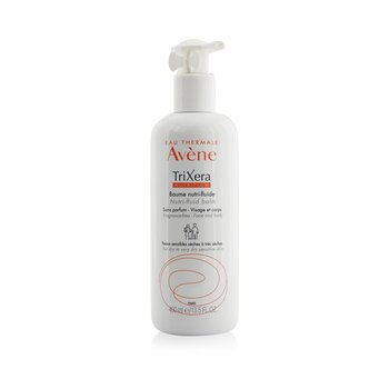 TriXera Nutrition Nutri-Fluid Face & Body Balm - For Dry to Very Dry Sensitive Skin (400ml/13.5oz)