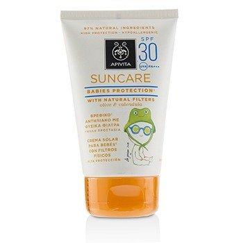 Suncare Babies Protection SPF 30 With Natural Olive & Calendula (100ml/3.4oz)