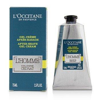 L'Homme Cologne Cedrat After Shave Gel Cream (75ml/2.5oz)