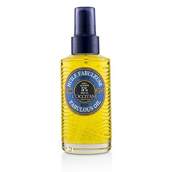 Shea Oil 5% Body Fabulous Oil (100ml/3.3oz)