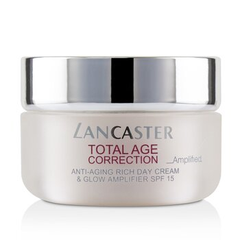 Total Age Correction Amplified - Anti-Aging Rich Day Cream & Glow Amplifier (50ml/1.7oz)