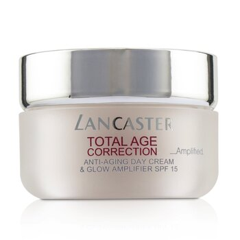 Total Age Correction Amplified - Anti-Aging Day Cream & Glow Amplifier SPF15 (50ml/1.7oz)