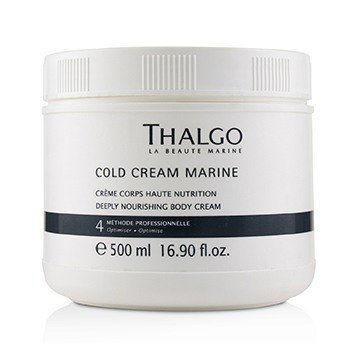 Cold Cream Marine Deeply Nourishing Body Cream (Salon Size) (500ml/16.7oz)