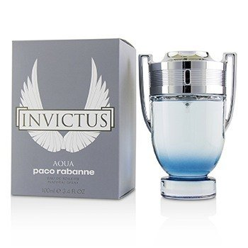 Invictus Aqua Eau De Toilette Spray (100ml/3.4oz)