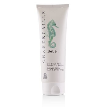 Bebe Flower Petal Hair & Body Wash (120ml/4oz)