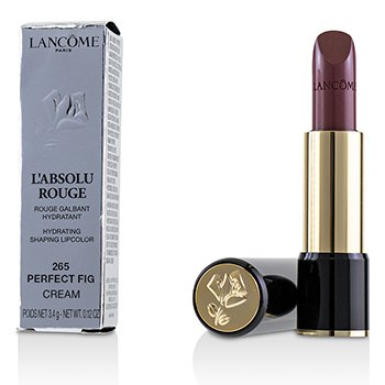 L' Absolu Rouge Hydrating Shaping Lipcolor - # 265 Perfect Fig (Cream) (3.4g/0.12oz)