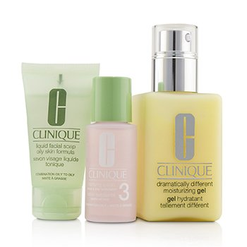 3-Step Skin Care System (Skin Type 3) (3pcs)