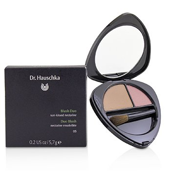 Blush Duo - # 03 Sun-Kissed Nectarine (5.7g/0.2oz)