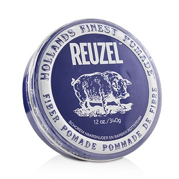 Fiber Pomade (Firm, Pliable, Low Shine, Water Soluble) (340g/12oz)