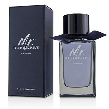BurberryMr. Burberry Indigo Eau De Toilette Spray 150ml/5oz