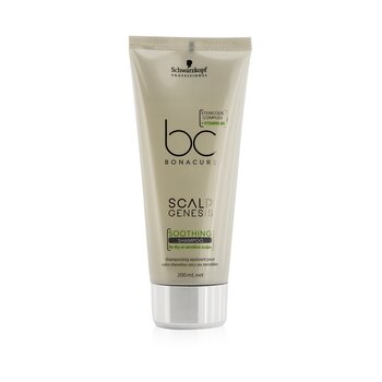 BC Bonacure Scalp Genesis Soothing Shampoo (For Dry or Sensitive Scalps) (200ml/6.7oz)